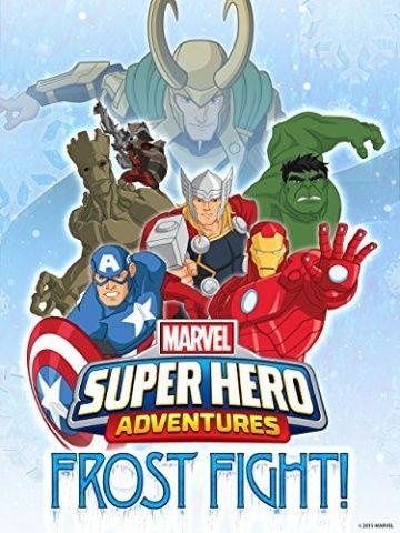 Приключения Супергероев: Ледовая битва