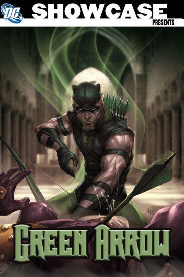 Витрина DC: Зеленая стрела анвап