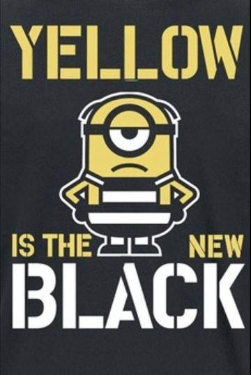Жёлтый — хит сезона анвап