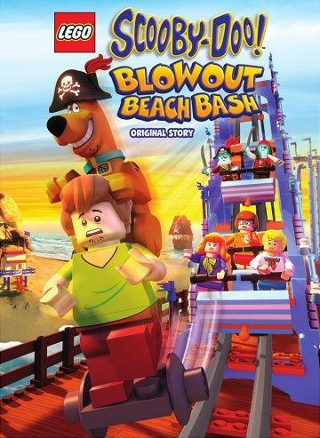 Лего Скуби-Ду: Улётный пляж анвап